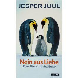 Titelbild des Buches Nein aus Liebe von Jesper Juul