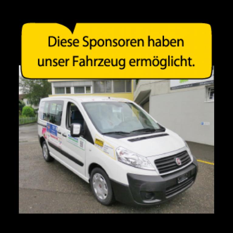 Fahrzeugsponsoren