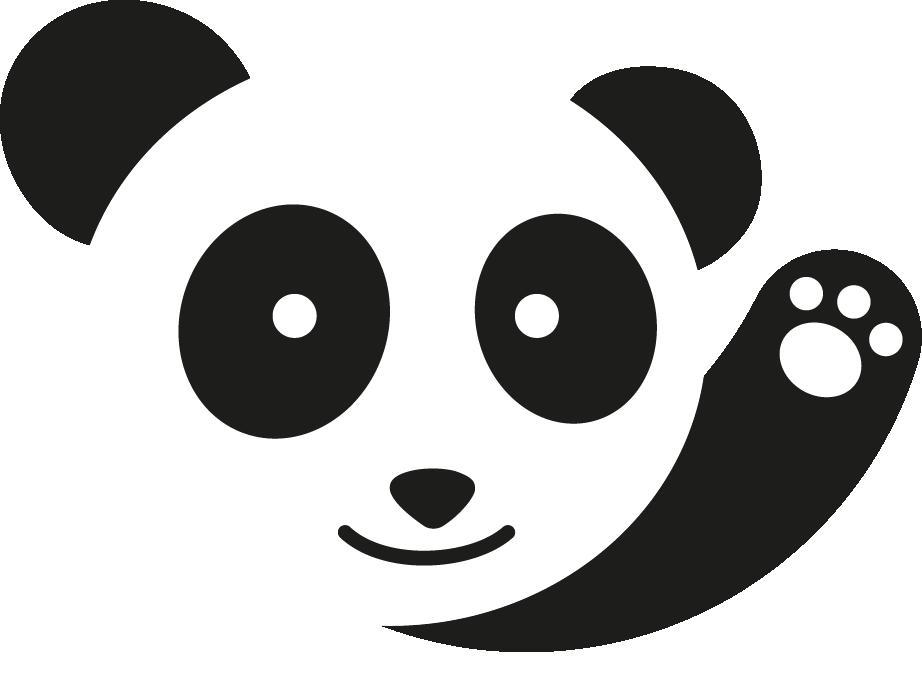 Logo Happy Pandy - Partnerorganisation der Momokita, spezialisiert auf Achtsamkeitstraining