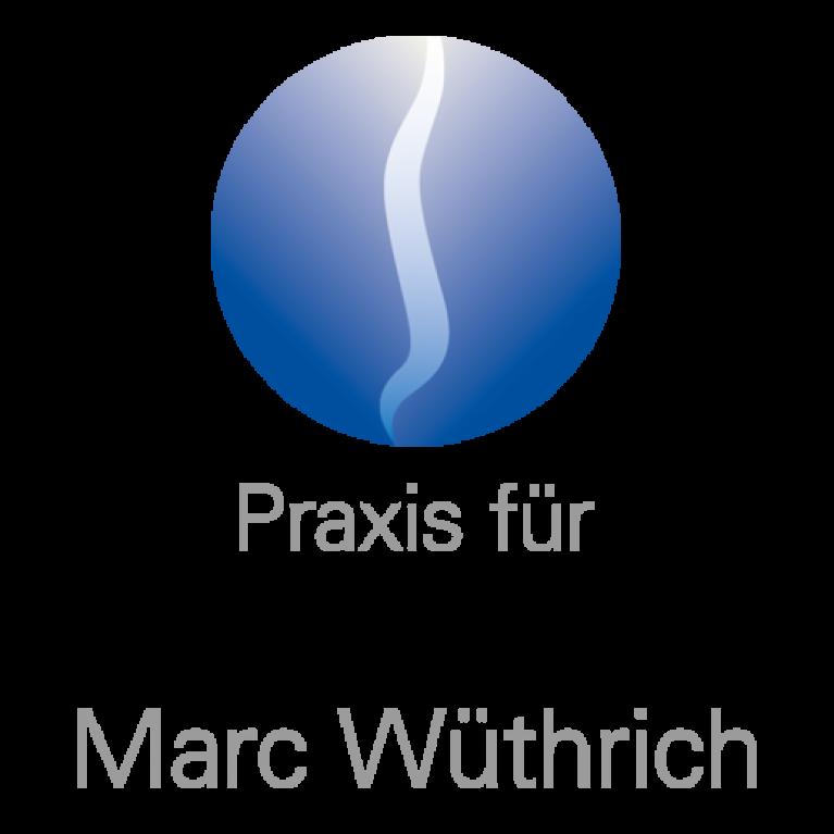 Logo Marc Wüthrich - Praxis für Craniosacrale Therapie