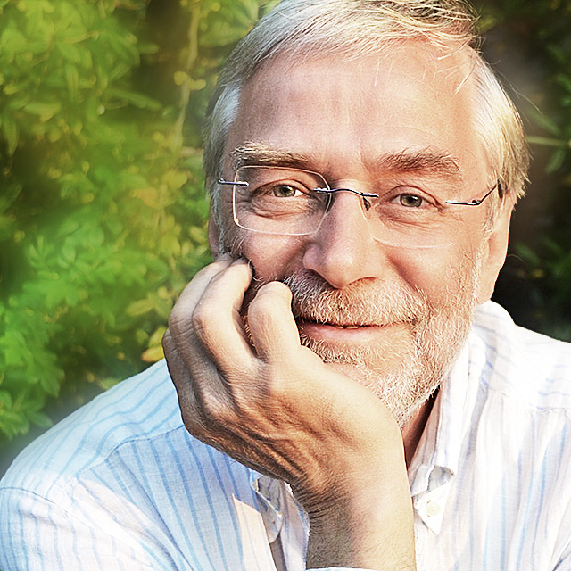 Portraitbild von Gerald Hüther - Pädagoge
