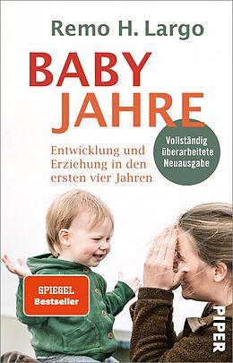 Titelbild des Buches Babyjahre von Remo H. Largo