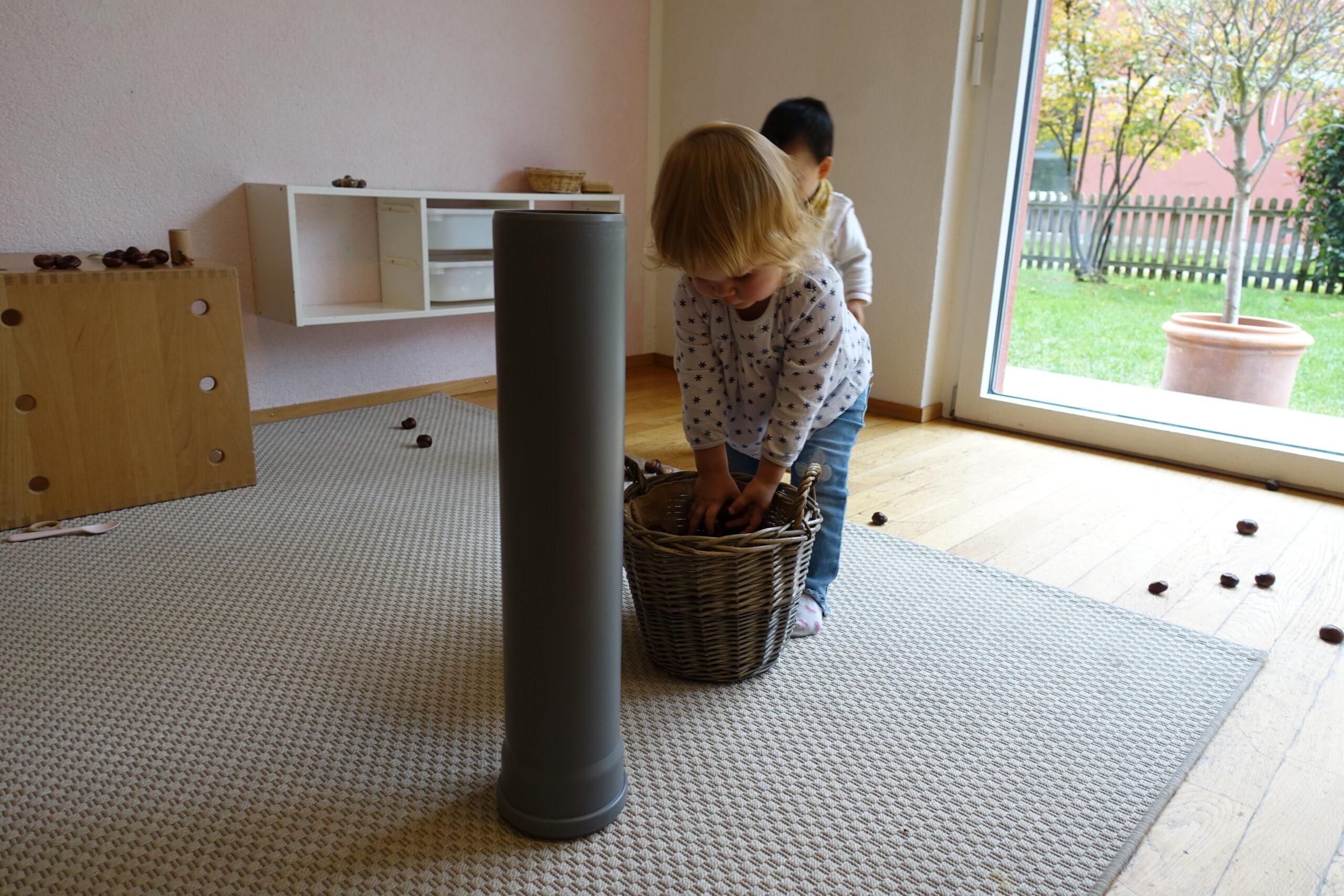 Raum für Säuglinge in der Momokita Rheinfelden