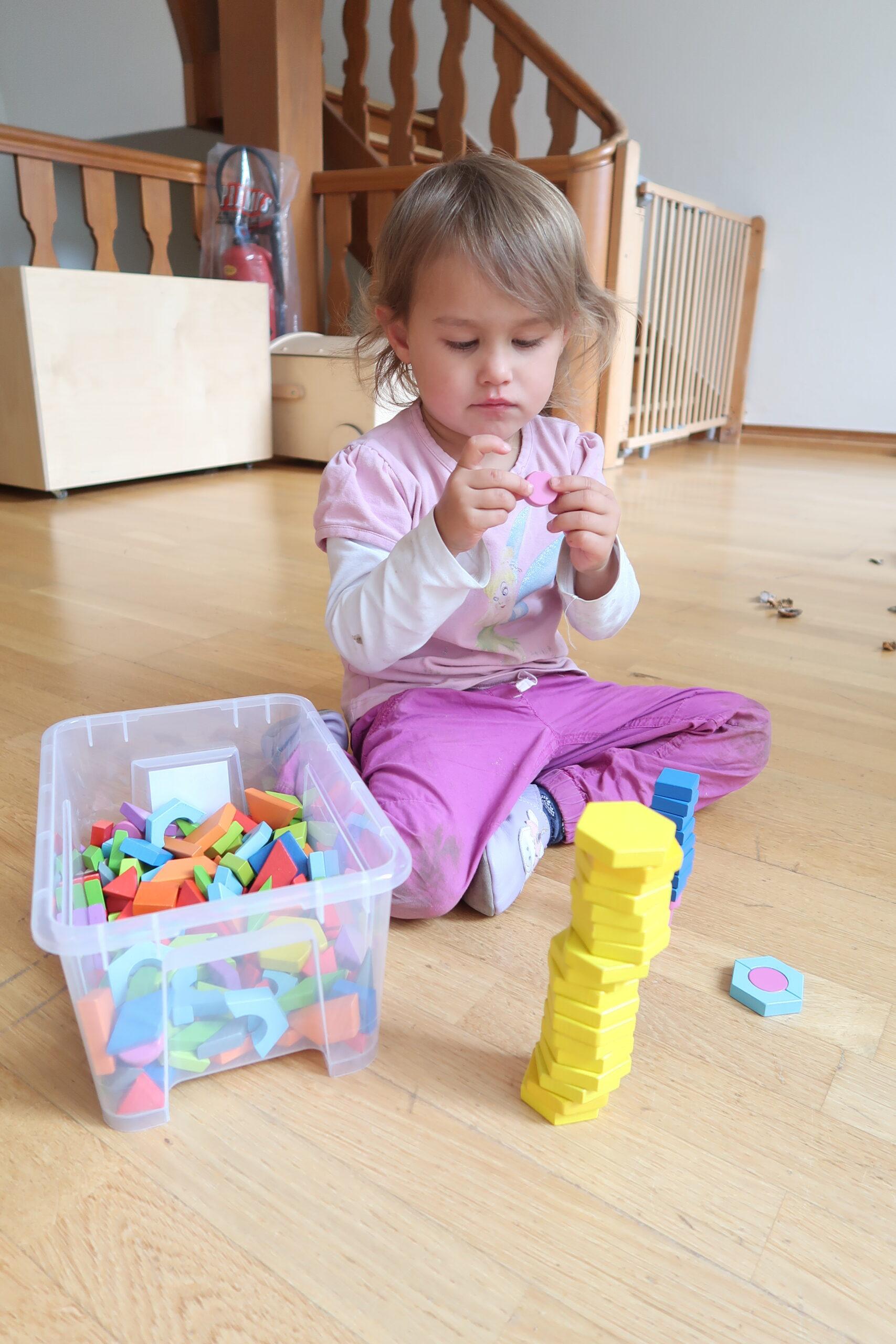 Raum für Säuglinge der Momokita Liestal