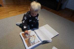 Lerngeschichten in den Momokitas