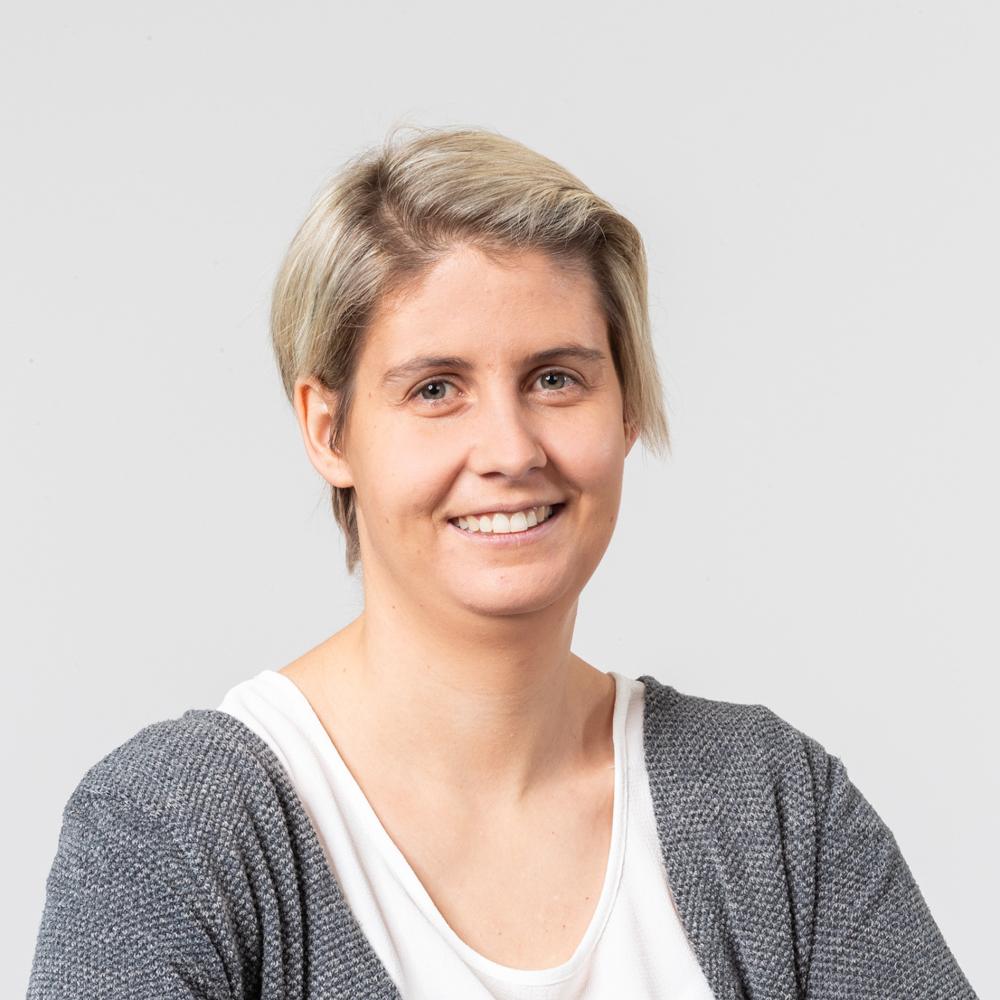Jacqueline Freiermuth - Gruppenleiterin altersgemischte Gruppe Momokita Rheinfelden
